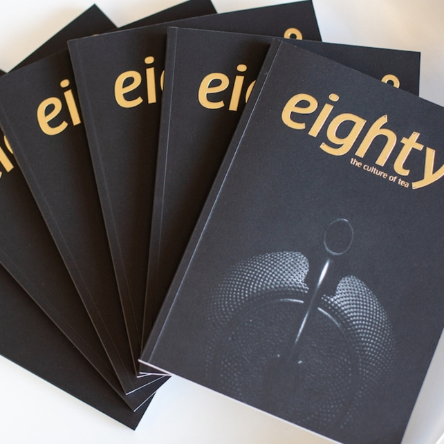 Eighty Degrees Magazine | Issue 01